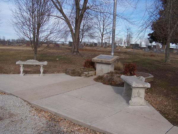 Memorial Area